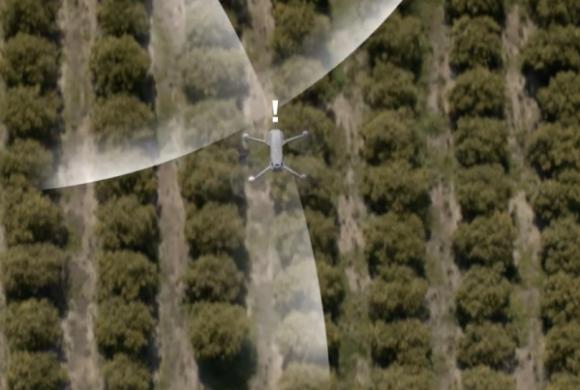 DJI equipa novos drones com detectores de aviões e helicópteros