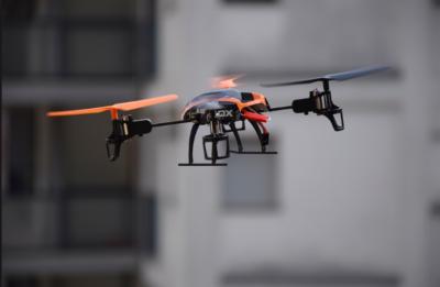 UAVs industriais