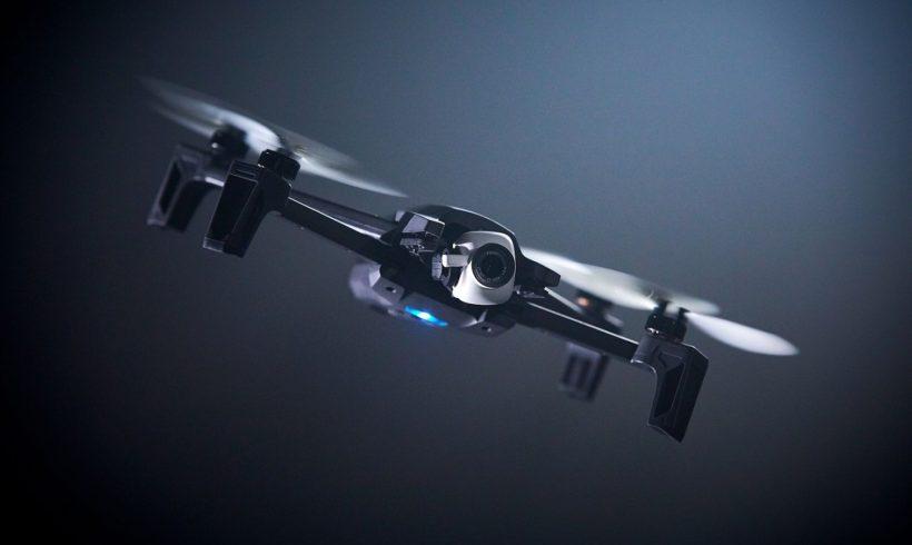 Parrot lança drone Anafi com câmera 4K HDR e zoom inteligente