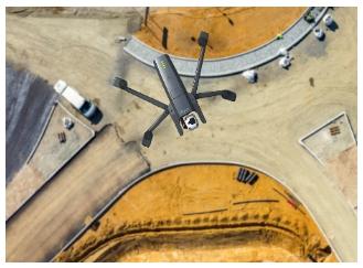 drone anafi work