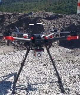 Lançamento em destaque na DroneShow 2019: miniVUX-1UAV
