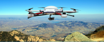 drone da policia