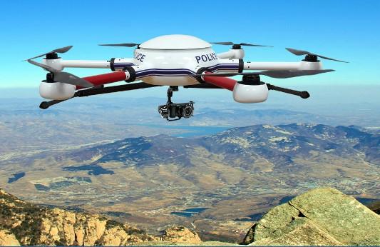 Senado aprova o uso de Drones por forças policiais. Entenda
