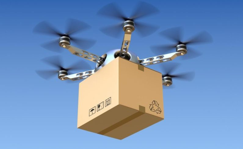 Live: entrevista ao vivo sobre os desafios para entregas com Drones