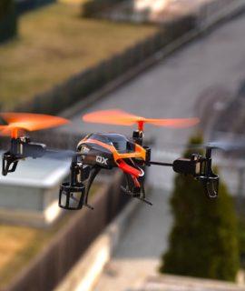 Sistemas de transporte baseados em drones podem reduzir emissões de CO2