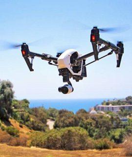 Drones podem auxiliar na fiscalização e monitoramento de barragens