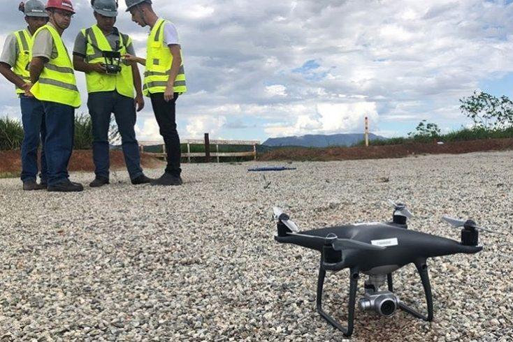 Drone Visual amplia oferta de cursos de Drones em território nacional