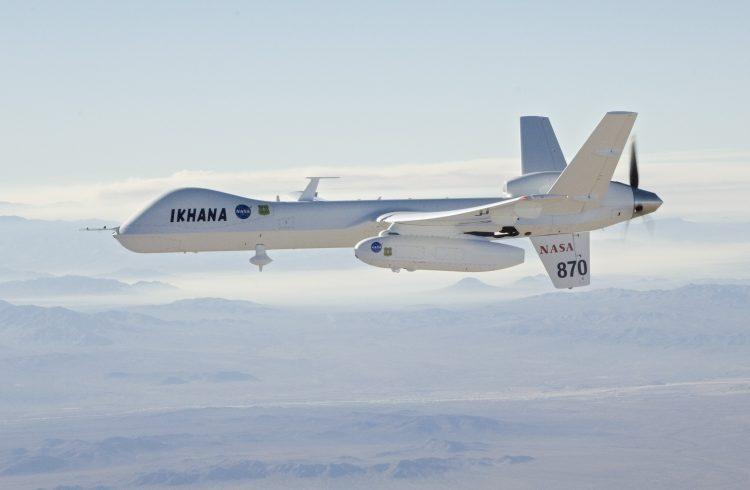 Drone da Nasa faz primeiro voo sobre espaço público sem escolta de segurança