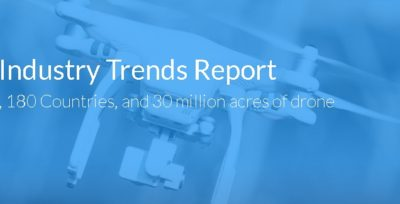 drone industry trends report