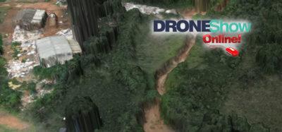 drone mapa