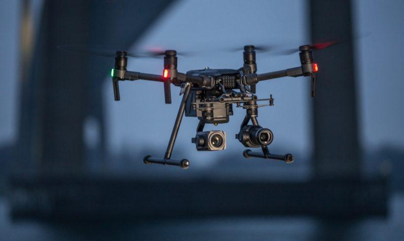 DJI anuncia nova versão da série de drones Matrice 200 V2