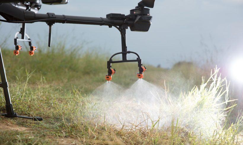 Drones no controle de pragas é destaques de curso na Embrapa