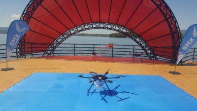 drone para delivery