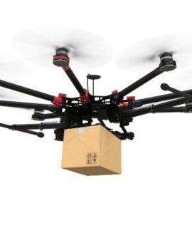 Replay na íntegra: Delivery com Drones no Brasil e no Mundo