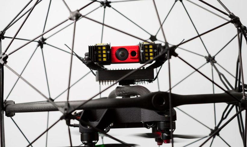 Case de sucesso: Inspeção por Drones em espaços confinados