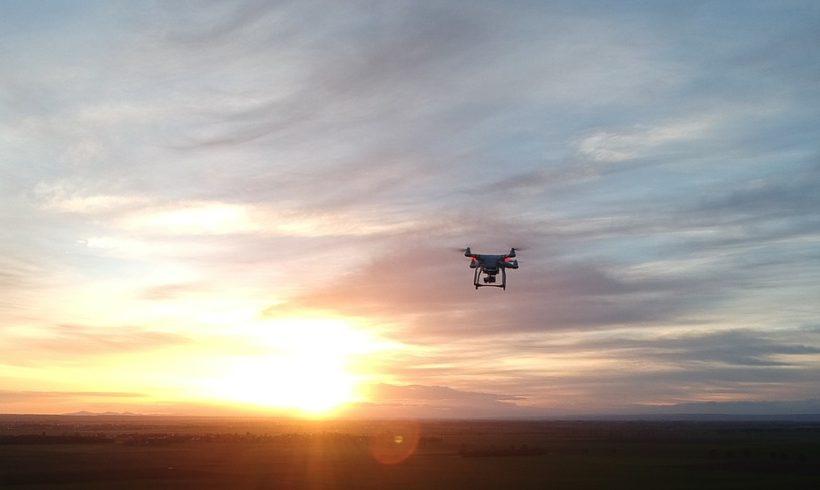 Curso Drones para Topografia no DroneShow e MundoGEO Connect 100% Online em setembro