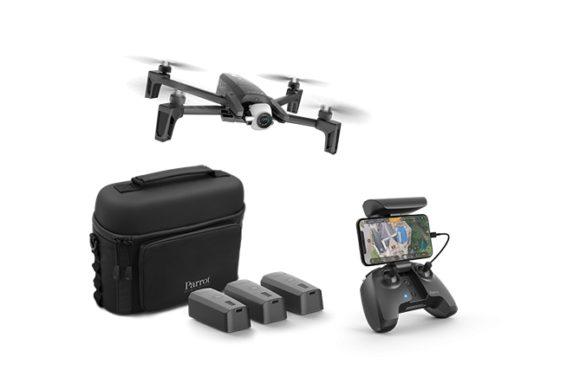 Santiago & Cintra apresenta três novos drones multirotores da Parrot