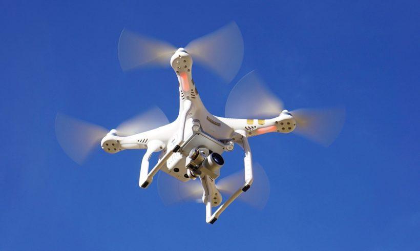 Voo não autorizado de Drone termina em prisão na capital baiana