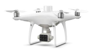 drone phantom p4 multispectral