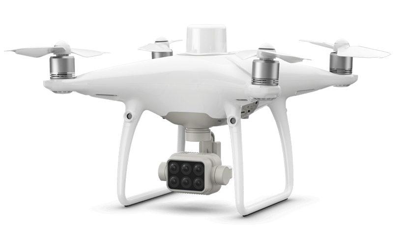 DJI anuncia lançamento do drone Phantom 4 Multispectral