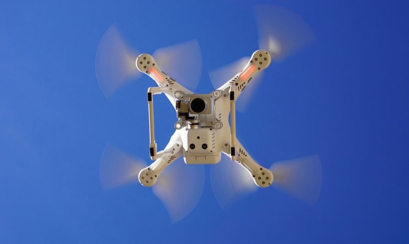 Drones para Topografia foi tema do curso de hoje no MundoGEO Connect e DroneShow 2020