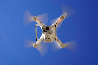 drone phantom para topografia