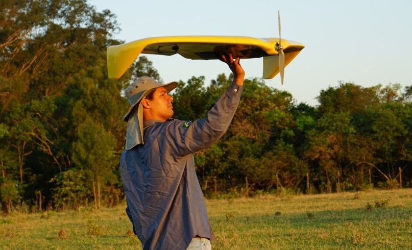 XMobots lança no DroneShow o primeiro mini-drone a pousar na água