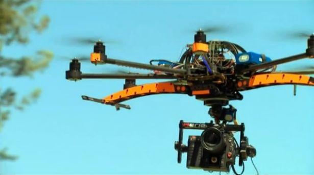 Drones podem ser usados em novas ações em defesa do meio ambiente