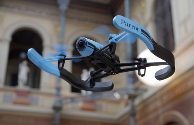 Drones viram sensação como presente de Natal nos EUA