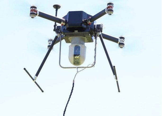 Infor lança drone para gerenciamento de ativos