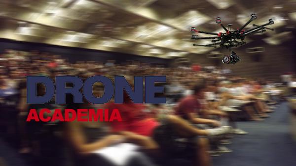 Segunda edição do Drone Academia será realizada em 2017