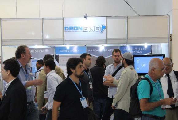 Droneng na feira DroneShow 2015