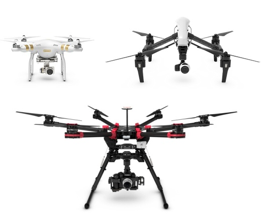 Maior fabricante de drones do Mundo apresenta novidades para o setor