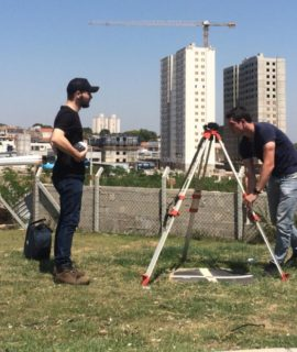 Empresas brasileiras usam drones para prospectar terrenos e reduzir custos