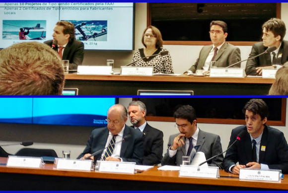 Comissão discutiuregularização de veículos aéreos não tripulados
