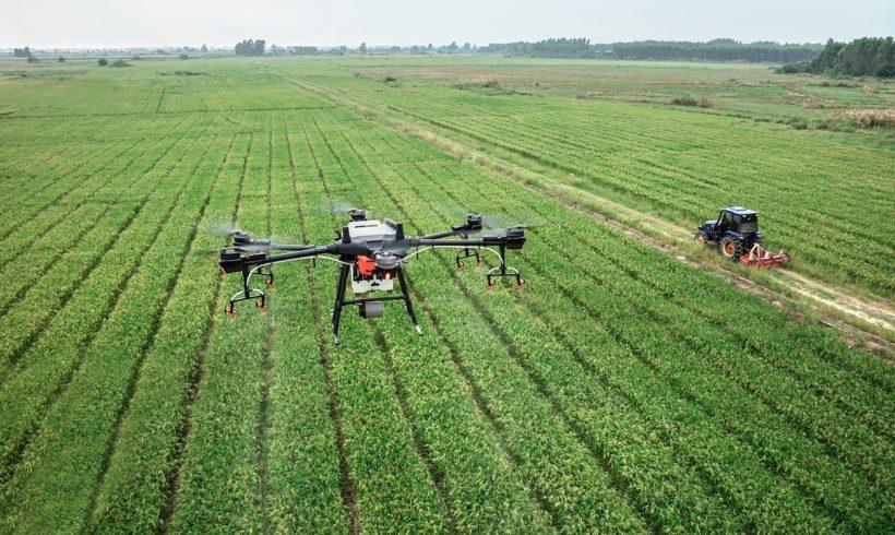 Seminário Geo & Drones na Agricultura e Florestas no DroneShow e MundoGEO Connect 100% Online em setembro