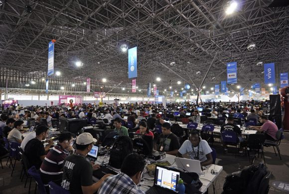 Campus Party 2019 tem início com mais de 1.000 horas de conteúdo