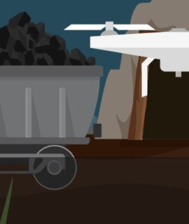 Drones na Mineração: por que essa é uma tendência?