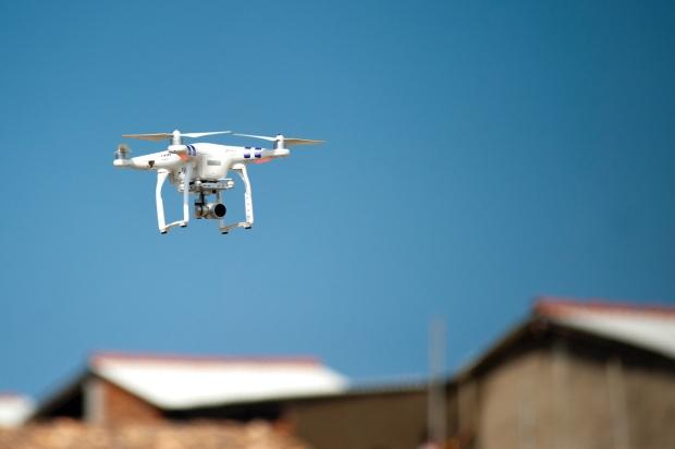 Qual o impacto dos Drones na segurança e no mapeamento das cidades?