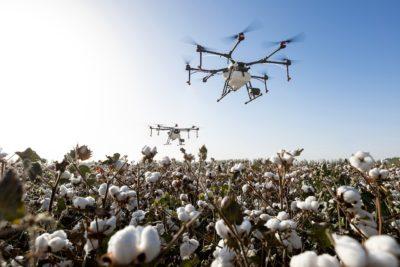 drones no agronegocio