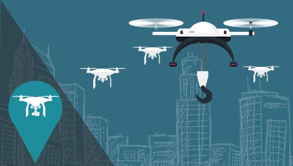 5 passos para fazer levantamento aerofotogramétrico com drones