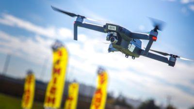 drones para filmagens profissionais