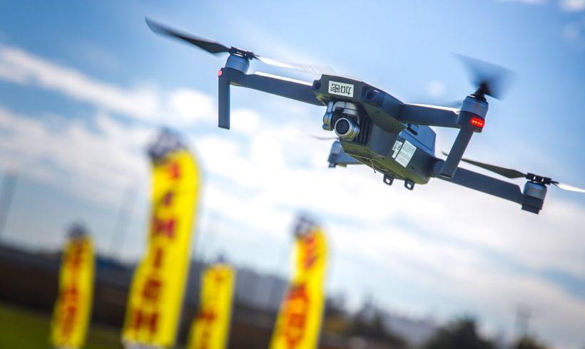 A indústria cinematográfica e o avanço eminente dos drones
