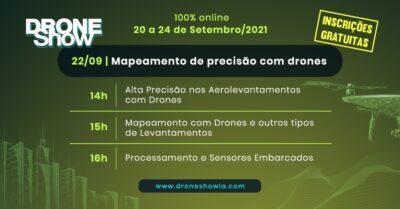 droneshow 2021 - destaques dia 3