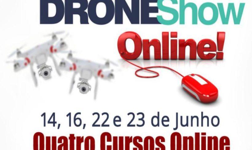 Veja como foi o curso de Drones para Agricultura do DroneShow Online