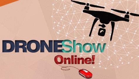 DroneShow oferece alternativa de capacitação online para quem não foi ao evento