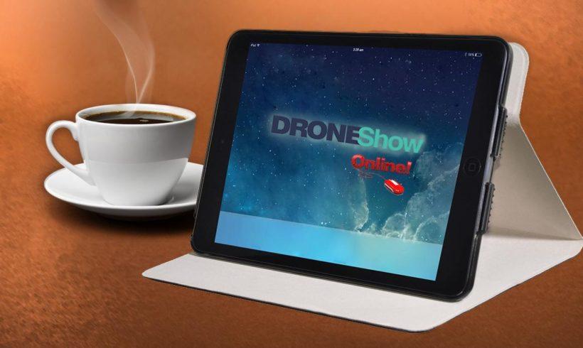 DroneShow Online oferece oito cursos de capacitação em veículos áereos não tripulados