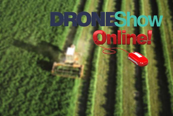 Faça parte do curso ONLINE Drones na agricultura