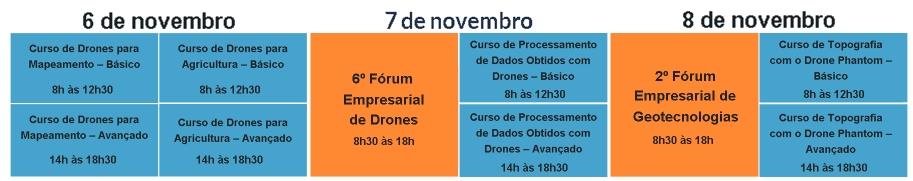 droneshow plus - programacao completa