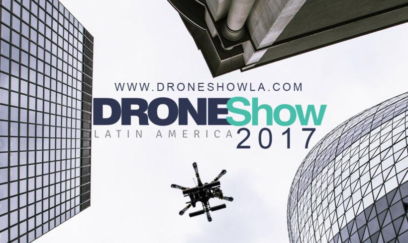 DroneShow prepara programação especial e cursos, seminários e debates